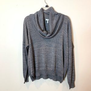Joie : cowlneck sparkly sweater in size med